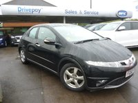 USED 2010 60 HONDA CIVIC 1.8 I-VTEC SE 5d 138 BHP NEED FINANCE? WE CAN HELP!