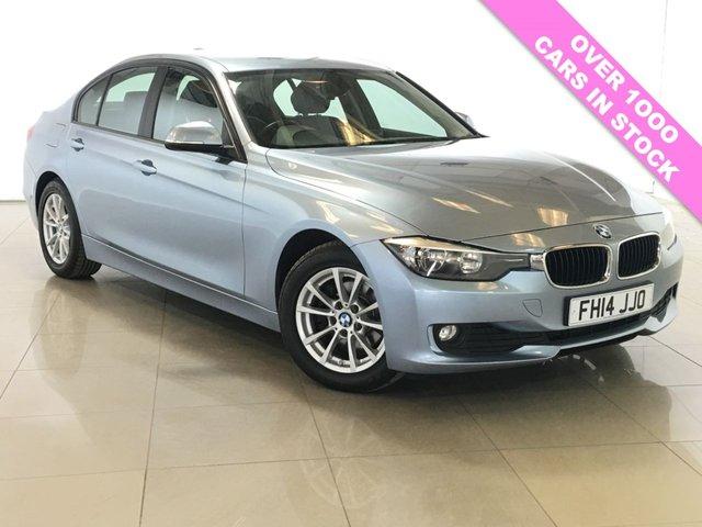 View our 2014 14 BMW 3 SERIES 2.0 320D EFFICIENTDYNAMICS BUSINESS 4d AUTO 161 BHP