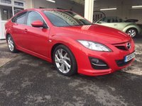 USED 2010 60 MAZDA 6 2.2 TAKUYA D 5dr FULLY LOADED SIMPLY STUNNING VALUE!!!