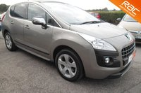 USED 2010 10 PEUGEOT 3008 1.6 EXCLUSIVE 5d 155 BHP VIEW AND RESERVE ONLINE OR CALL 01527-853940 FOR MORE INFO.
