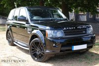 USED 2011 11 LAND ROVER RANGE ROVER SPORT 3.0 TDV6 HSE COMMANDSHIFT AUTO [245 BHP] 4X4