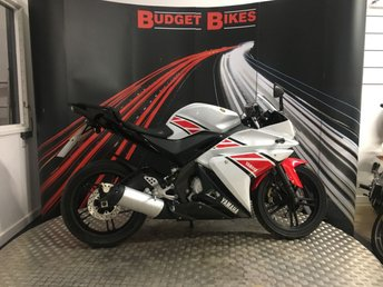 View our YAMAHA YZF-R125