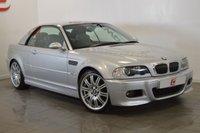 USED 2006 06 BMW M3 3.2 M3 SMG 2d 340 BHP LOW MILES + HARD TOP + SAT NAV + FULL HISTORY