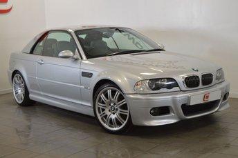 2006 BMW M3 3.2 M3 SMG 2d 340 BHP £14995.00