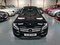 2015 MERCEDES-BENZ C CLASS C250 BLUETEC SPORT PREMIUM PLUS + 2.1 4d AUTO  £18000.00