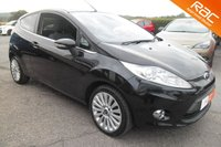 USED 2010 60 FORD FIESTA 1.4 TITANIUM 3d AUTO 96 BHP VIEW AND RESERVE ONLINE OR CALL 01527-853940 FOR MORE INFO.