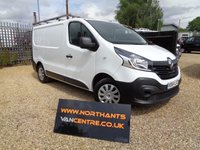 2014 RENAULT TRAFIC 1.6 SL27 BUSINESS DCI S/R 5d 115 BHP £6990.00