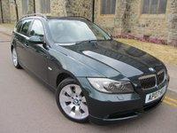 2007 BMW 3 SERIES 3.0 325D SE TOURING 5d AUTO 195 BHP £3995.00