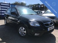 USED 2011 11 KIA RIO 1.5 DOMINO CRDI 5d 109 BHP Only £30 Annual Road Tax & Over 60 MPG