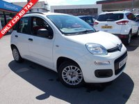 USED 2015 65 FIAT PANDA 1.2 EASY 5d 69 BHP FULLY SERVICED FULL MOT ONLY ONE OWNER
