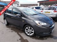 USED 2016 65 VAUXHALL CORSA 1.4 ENERGY AC ECOFLEX 5d 74 BHP ONLY ONE OWNER WITH MAIN DEALER SERVICE HISTORY