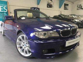 2004 BMW 3 SERIES 3.0 330CI SPORT 2d AUTO 228 BHP £14990.00