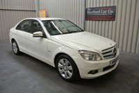 2010 MERCEDES-BENZ C CLASS 1.8 C180 CGI BLUEEFFICIENCY EXECUTIVE SE 4d AUTO 156 BHP £6995.00