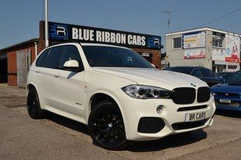 2014 BMW X5 3.0 XDRIVE30D M SPORT 5d AUTO 255 BHP £26990.00