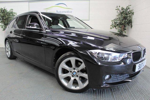 2012 62 BMW 3 SERIES 2.0 320D SE TOURING 5d AUTO 181 BHP