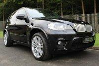 2011 BMW X5 3.0 XDRIVE40D M SPORT 5d AUTO 302 BHP £13750.00