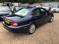 USED 2008 08 JAGUAR X-TYPE 2.2 S 4d AUTO 145 BHP