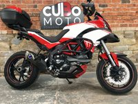 USED 2013 63 DUCATI MULTISTRADA 1200 S Pikes Peak  Absolutely stacked with extras