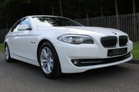 2013 BMW 5 SERIES 2.0 520D SE 4d 181 BHP £14000.00