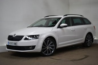 2015 SKODA OCTAVIA 2.0 LAURIN AND KLEMENT TDI CR 5d 148 BHP £12790.00