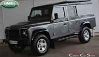 USED 2014 64 LAND ROVER DEFENDER 110 UTILITY 2.2TD XS STATION WAGON 6-SPEED 122 BHP Finance? No deposit required and decision in minutes.