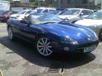 2005 JAGUAR XK8 CONVERTIBLE 4.2 CONVERTIBLE 2d AUTO 300 BHP £15995.00