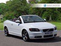 2010 VOLVO C70 2.0 D S 2d 136 BHP £6495.00