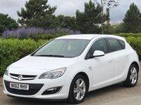 2012 VAUXHALL ASTRA 2.0 SRI CDTI 5d AUTO 162 BHP £5795.00