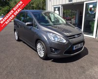 USED 2015 15 FORD GRAND C-MAX 1.6 TDCI TITANIUM 115 BHP THIS VEHICLE IS AT SITE 1 - TO VIEW CALL US ON 01903 892224