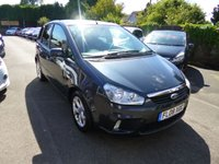 USED 2008 08 FORD C-MAX 1.8 ZETEC THIS VEHICLE IS AT SITE 1 - TO VIEW CALL US ON 01903 892224