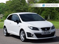 USED 2010 10 SEAT IBIZA 1.4 CUPRA TSI DSG 3d AUTO 177 BHP