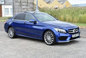 2016 MERCEDES-BENZ C CLASS 2.1 C 250 D 4MATIC AMG LINE PREMIUM PLUS 4d AUTO  £SOLD
