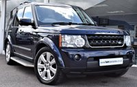 2013 LAND ROVER DISCOVERY 4 3.0 4 SDV6 HSE 5d AUTO 255 BHP COMMAND SHIFT BLACK STYLING PACK COMMAND SHIFT £25990.00