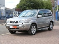 2006 NISSAN X-TRAIL 2.2 AVENTURA DCI 5d  £SOLD