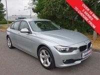 2012 BMW 3 SERIES 2.0 320D SE 4d 184 BHP £8990.00