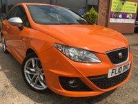 2010 SEAT IBIZA 1.4 FR TSI DSG 3d AUTO 150 BHP £5295.00