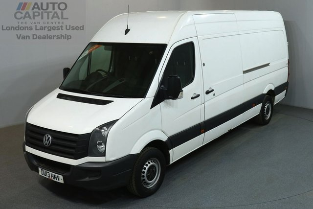 2013 13 VOLKSWAGEN CRAFTER 2.0 CR35 107 LWB HIGH ROOF