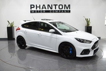 2016 FORD FOCUS 2.3 RS 5d 346 BHP £27990.00