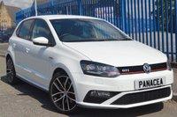 2016 VOLKSWAGEN POLO 1.8 GTI 5d 189 BHP £11995.00