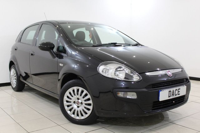 View our FIAT PUNTO EVO
