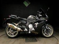 2008 YAMAHA FZ1 FAZER. 08. BAR RISERS. HUGGER. CRASH BUNGS. 21K. RACE CAN £3490.00