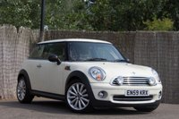 2010 MINI HATCH COOPER 1.6 COOPER MAYFAIR 3d 120 BHP £5000.00