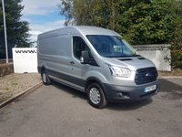 2017 FORD TRANSIT 350 2.0 L3 H2 FWD TREND 170 BHP **70 VANS IN STOCK** £16900.00