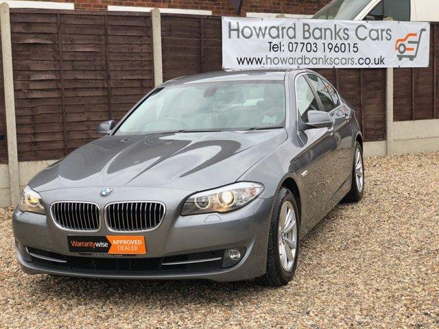 2010 60 BMW 5 SERIES 2.0 520D SE 4dr 181 BHP