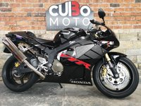 USED 2006 HONDA VTR1000 SP2  Delkevic Stainess Twin Exhaust