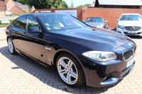 2011 BMW 5 SERIES 3.0 535D M SPORT 4d 295 BHP £15495.00