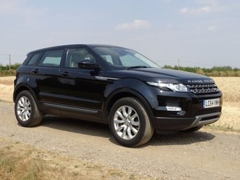 2015 LAND ROVER RANGE ROVER EVOQUE 2.2 SD4 PURE TECH 5d 190 BHP £19995.00