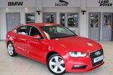USED 2014 63 AUDI A3 2.0 TDI SPORT 4d 148 BHP FULL AUDI SERVICE HISTORY + £20 ROAD TAX + BLUETOOTH + DAB RADIO + 17 INCH ALLOYS + AIR CONDITIONING