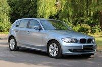 2010 BMW 1 SERIES 2.0 118I SE 5d AUTO 141 BHP £8990.00
