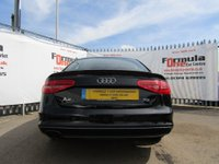USED 2015 15 AUDI A4 2.0 TDI S line Multitronic (s/s) 4dr 1 OWNER+HALF LEATHER+VALUE